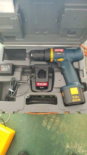 Ryobi 9.6v drill for Sale in Atlanta, GA