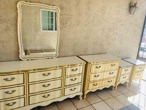 Bedroom dresser set for Sale in Stockton, CA