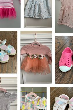12 M Baby Girl Clothes  for Sale in Fort Mill, SC