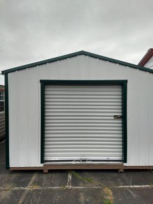Large Storage Shed for Sale in Burlington, NC
