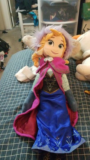 Anna from Frozen purchased at Disney on Ice for Sale in Salinas, CA