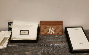 New York Gucci Card holder for Sale in Dallas, TX