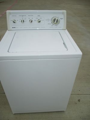 Kenmore washer duty super capacity for Sale in Fort Worth, TX