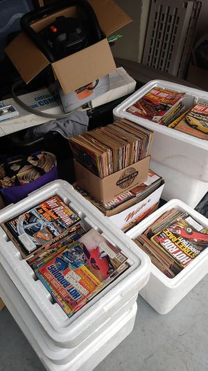 60's 70's 80's on hot Rod magazines for Sale in York, PA