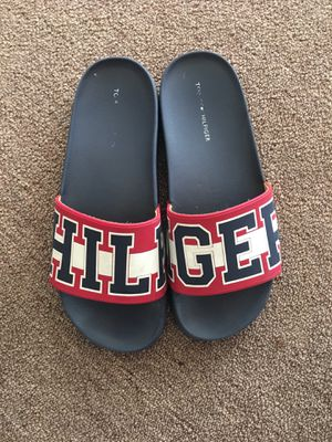 Boys Tommy Hilfiger slides for Sale in Alsip, IL