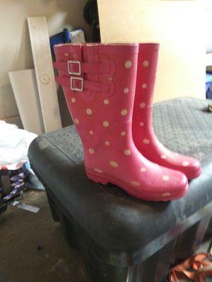 "Woman ""Merona"" size 7 rain boots for Sale in Sacramento, CA"