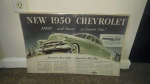 1950 Chevrolet Ad for Sale in Damascus, MD