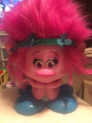 Poppy Troll Hair Style Head for Sale in Hamden, CT