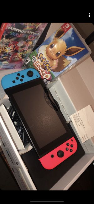 Nintendo switch for Sale in Pawtucket, RI