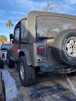 1988 Jeep Wrangler Sahara for Sale in Las Vegas,  NV