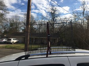 Dog cage 40 for Sale in Longview, TX