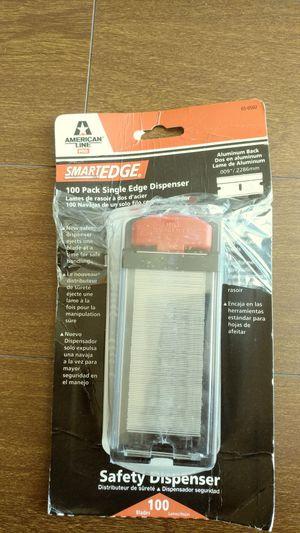 American Line Safety Dispenser -- 100 blades 65-0502 for Sale in Key Biscayne, FL