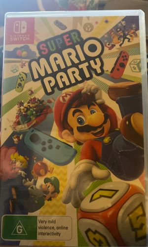 Super Mario Party for Nintendo Switch for Sale in Portland, OR