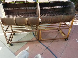 double BBQ Grill for Sale in Perris, CA