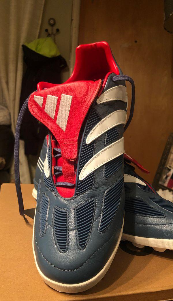Adidas precision TF shoes originals!