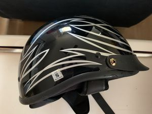 Adult small motorcycle helmet new condition for Sale in Henderson, NV