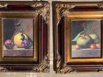 Antique Wall Art x2 for Sale in Pleasanton,  CA