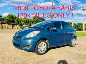 2009 TOYOTA YARIS - 120k Miles ! - 4D Hatchback for Sale in Plano, TX