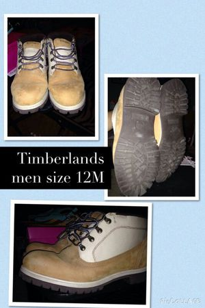 Timberlands mens size 12 for Sale in Dallas, TX