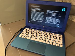 HP Stream 11.6 notebook for Sale in Riviera Beach, FL