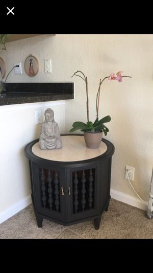 Moroccan Accent Table/End Table/Nightstand for Sale in San Francisco, CA