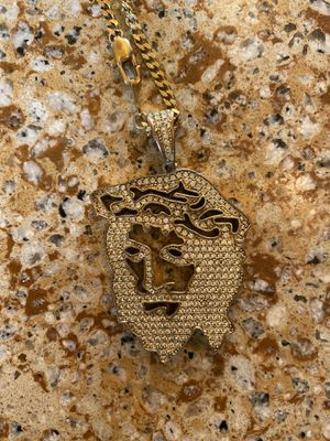 Gold plated chains for Sale in Anaheim, CA