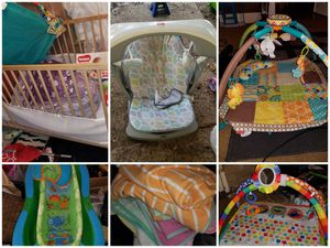 All baby stuff in pictures! One price. Must go. for Sale in Austin, TX