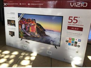 55 inch vizio uhd 4k smart TV for Sale in Brooklyn, OH