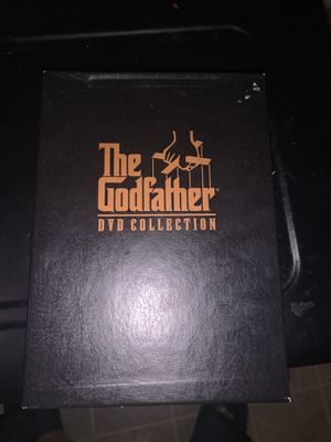 Godfather box set for Sale in Center Valley, PA