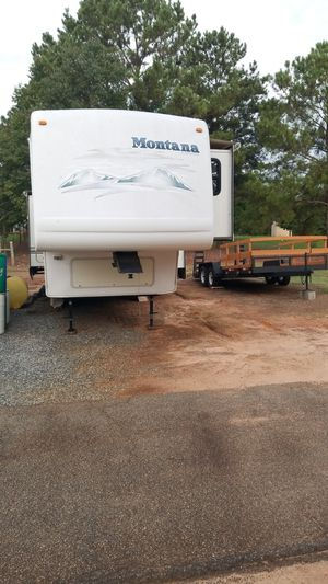 2001 Montana Artic Package aluminum structure total surround for Sale in Hawkinsville, GA