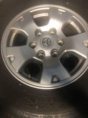 Toyota rims and tires for Sale in Parlier, CA