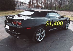 $1400-Well maintained🍀2011 Camaro SS🍀-One Owner for Sale in Aurora, IL