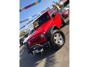 2015 Jeep Wrangler Unlimited for Sale in Reedley, CA