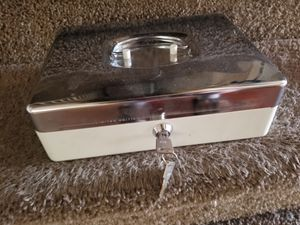 Limited Edition Cashbox with Key for Sale in Las Vegas, NV
