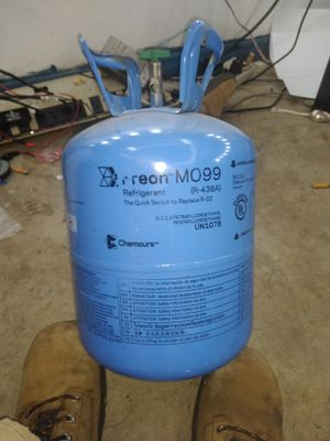 M099 Freon - 25lb Chemcours for Sale in Tulsa, OK