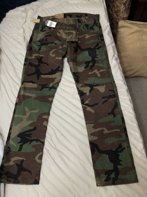 Polo Ralph Lauren camo design pants 33x30 for Sale in Pembroke Pines, FL