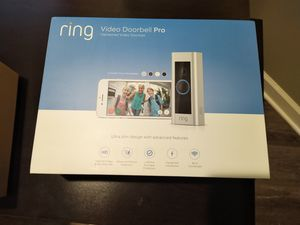 Ring pro doorbell for Sale in Spring Grove, IL