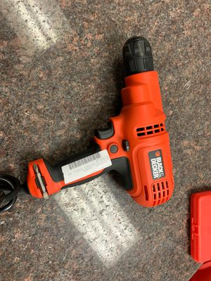 Black & decker drill for Sale in Austin, TX