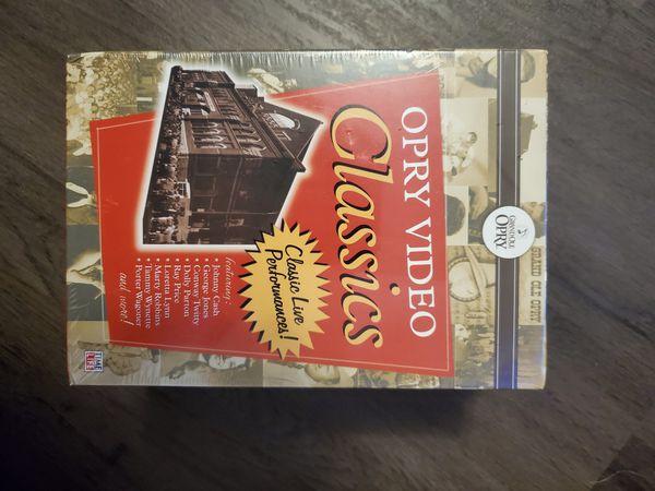 Opry Video Classics (DVD)