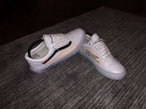 OFF- WHITE Vans for Sale in New Hope, PA