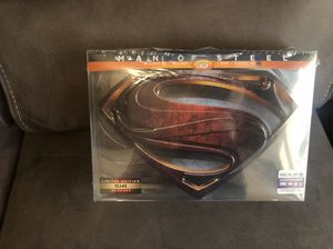Man Of Steel : Collector Edition 3D (Blu-Ray/DVD) 2013 for Sale in Brooklyn, NY