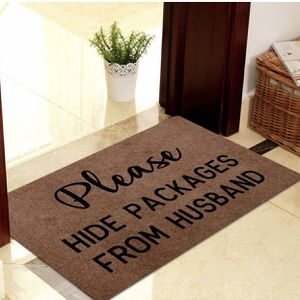 NEW Outdoor Home Decor Door Mat Anti Slip Garden Patio Pool Funny Gift for Sale in Oceanside, CA