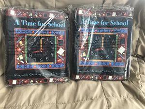 School Keepsake Books x 2 for Sale in Ashburn, VA