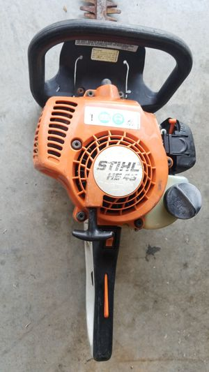 Stihl hedge trimmer 50.00 for Sale in Haslet, TX