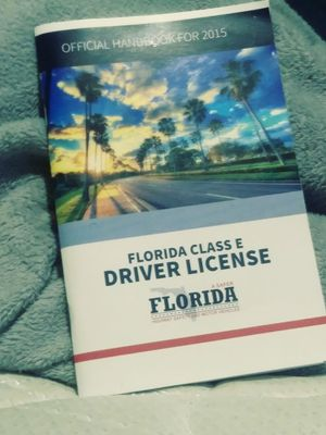Driving Test Study Guide for Sale in Fort Lauderdale, FL
