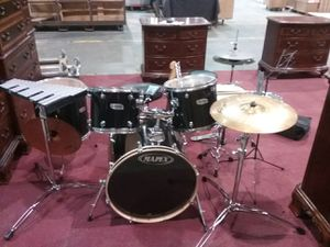 Complete drum set .... plus LOTS EXTRAS for Sale in Bel Air, MD