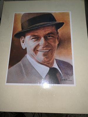 Frank Sinatra poster for Sale in Tamarac, FL
