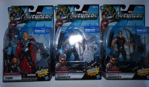 Marvel Legends Walmart Movie Avengers Wave for Sale in San Diego, CA