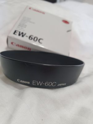 Canon lens hood EW-60C for Sale in West Covina, CA