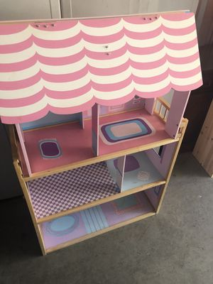 Pink kids doll house for Sale in Stafford, VA